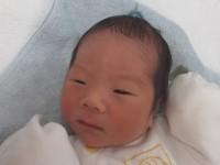 2017年4月3日生まれ 京弥くん