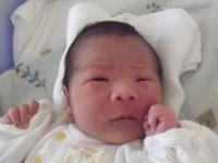 2017年5月17日生まれ 岳太くん