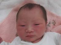 2017年7月18日生まれ つむぎちゃん