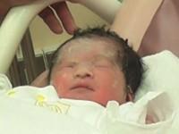 2017年9月29日生まれ 璃乃ちゃん