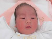 2018年3月25日生まれ 楓怜ちゃん